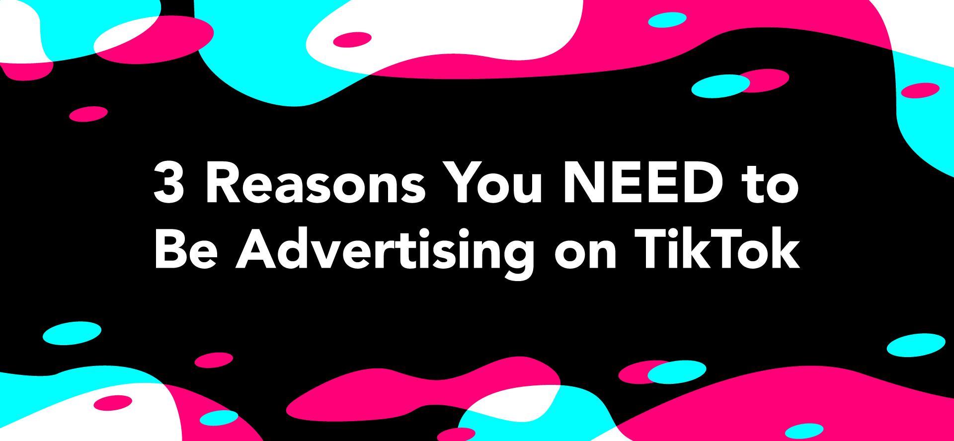 Advertising On TikTok